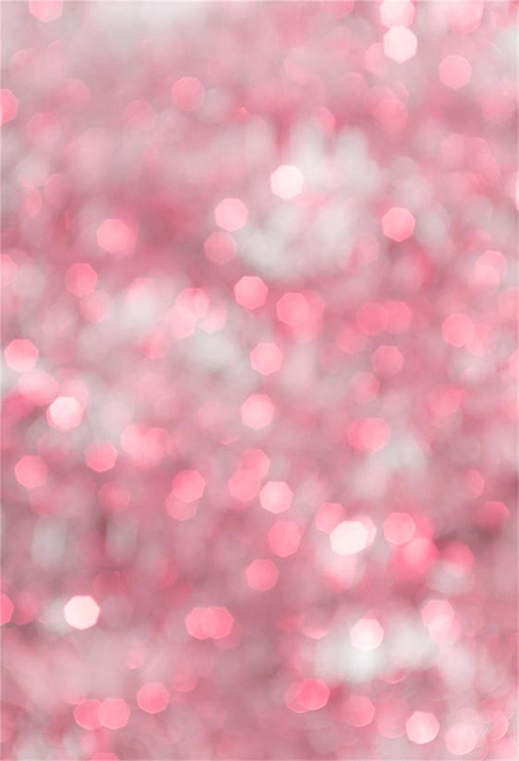 Pink Bokeh Backdrop