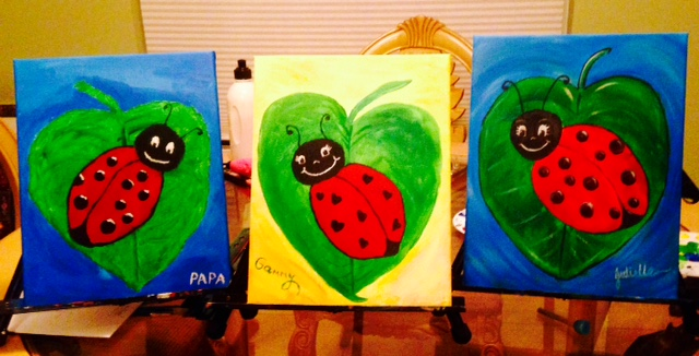 Photography By Julielle Painting Parties