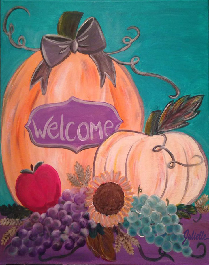 Thanksgiving Painting Party